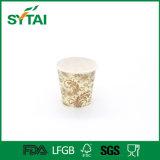 Taza de té de papel de un sólo recinto disponible de la alta calidad para la venta