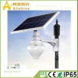 Luzes do diodo emissor de luz da jarda do jardim da energia solar de Sq-T18 9W 12W 18W com bateria de lítio