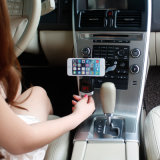 電話ホールダーが付いているBluetooth車無線FMの送信機