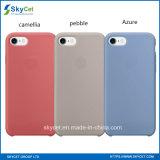 Caisse initiale de téléphone de silicones de qualité pour l'iPhone 7 7plus