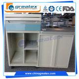 Governo del cassetto del lato del letto dell'ABS dell'ospedale al lato del Governo dell'armadio (GT-TA039)