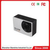 Câmara de vídeo impermeável do esporte do capacete da câmera FHD 1080P 30m do esporte da ação de Ishare S600W WiFi