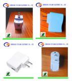 8W CC Adapter di CA del USB Universal per Switching Power Supply White
