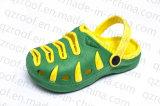 Вскользь плоские сандалии пляжа детей ЕВА (RF15045)