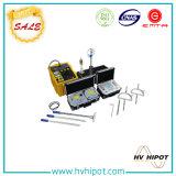 Indicatore di posizione dell'errore del cavo con il generatore di impulso