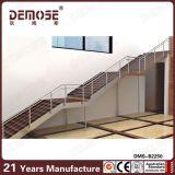Barandillas modernas del acero inoxidable de la seguridad de la casa para las escaleras (DMS-B2210)