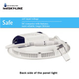 12W LED Round Ceiling Lamp mit external Driver mit Cer u. RoHS Certification