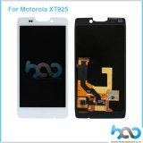 Beste Qualitätstouch Screen LCD-Bildschirmanzeige für Xt925 Motorola