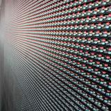 Exhibición de LED a todo color de la INMERSIÓN al aire libre de alta resolución P10