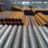 Steel StructureまたはFluid TransportationのためのQ235B Welded Carbon Steel Pipe