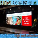 풀 컬러 임대료 LED 단말 표시를 광고하는 P3 단계 게시판