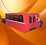 Kohlenstoffstahl-Platten-Faser-Laser-Ausschnitt-Maschinen des Edelstahl-3000W für Verkauf