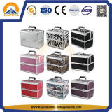 Коробка красотки холодных повелительниц косметическая с подносами (HB-3166)
