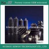 Soffietti della muffa personalizzati fabbrica della copertura antipolvere dei soffietti della gomma della Cina