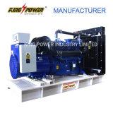 комплект генератора основной силы 320kw электрический тепловозный с двигателем Perkins