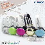Amplificador portátil do auscultadores dos auscultadores coloridos das peças dos acessórios