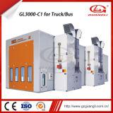 Gl3000-C1 직업적인 제조자 트럭 버스를 위한 큰 분무 도장 부스