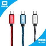 Cavo Braided di nylon del USB del micro di Ciao-Velocità