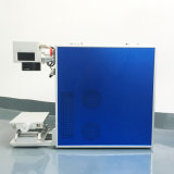 Машина маркировки лазера волокна прямой связи с розничной торговлей фабрики волокна горячего сбывания малая