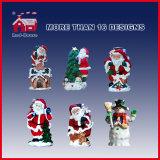 Muñeco de nieve delicado regalo de Navidad LED Decoración