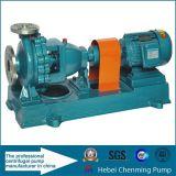 Horizontale säurebeständige zentrifugale elektrische chemische Pumpe