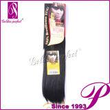 Extensões não processadas em linha do cabelo humano do Weave da classe 8A da loja