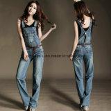 De Klassieke Broek van uitstekende kwaliteit van de Vrouwen van de Jeans van de Dames van het Denim Algemene