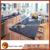 Cucina blu Worktops/Countertop del bello granito Polished naturale