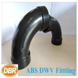 ABS Dwv de um tamanho de 3 polegadas que cabe a curvatura longa da varredura 1/4