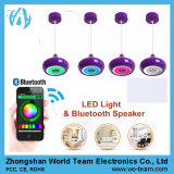 6 polegadas de diodo emissor de luz Light de 9W com Bluetooth Speaker para Home