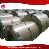 Bobina de acero inoxidable PPGL/PPGI del Rebar de la pipa de acero