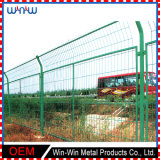 Временно ограждая панели загородки сада уединения сетки металла утюга дешевые