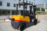 Caminhão de Forklift Diesel da aparência 3.5ton de Tcm com o motor chinês de Xinchai