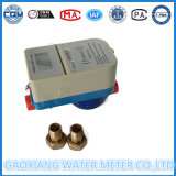 Contactless IC 카드 Dn15-Dn25를 가진 선불된 전기 물 미터