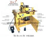 ヨーロッパデザイン油圧バス・バーの処理機械(VHB-200A)