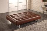 Софа PU Cum кровать для мебели дома или гостиницы