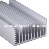 Dissipatore di calore di Cusomized con lavorare di CNC (TS16949: 2008 certificato)