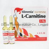 Injection de la perte de poids 2.0g/5ml Lcarnitine pour le régime de corps
