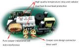 interruptor ligero eléctrico de la pared del interruptor alejado del amortiguador 433MHz
