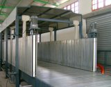 Matratze-Maschinerie CNC-kontinuierliche Schaumgummi-maschinelle Herstellung-Zeile