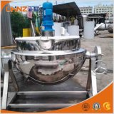 Doppeltes Jacketed Kettle mit Mixer