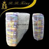 Fábrica elástico del pañal del bebé de la cintura del anillo completo