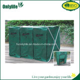 Großer Oxford-vertikaler Blatt-Abgassammler-Garten Composter
