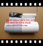 Superficie de la película protectora para perfiles de ventanas