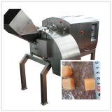 1500kg per de Uur Bevroren Scherpe Machine van Dicer van het Vlees met de Certificatie van Ce