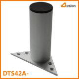 45mm Daimeter 둥근 알루미늄 테이블 다리