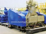 Aceite de bomba de la mezcla de petróleo y gas plataforma de perforación