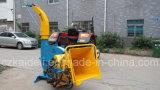 Capacidade de corte de 250mm Chipper de madeira para tractor 70-120HP