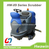 CE Approved Ride em Floor Scrubber Machine