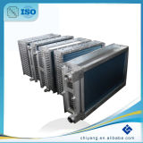 Refrigerador de ar industrial da água da carga de ASME usado para o refrigerador do compressor